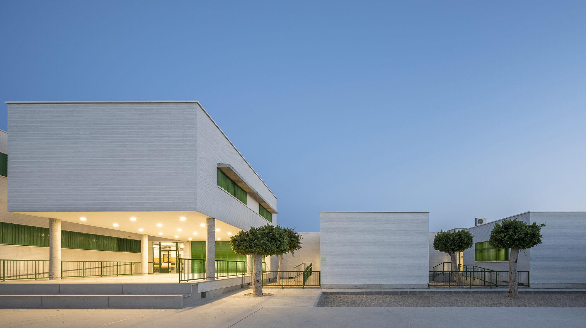 Colegio Público Juan Sebastián Elcano - Nijár